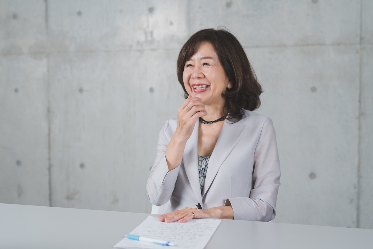 遠田和子さん