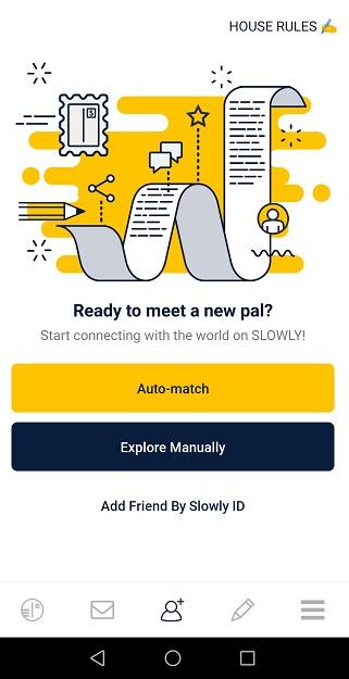 おすすめアプリのTandemとSLOWLY