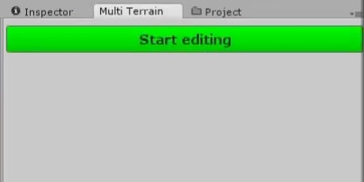 how to make multiple terrains unity