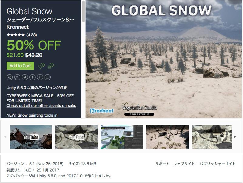 Global Snow