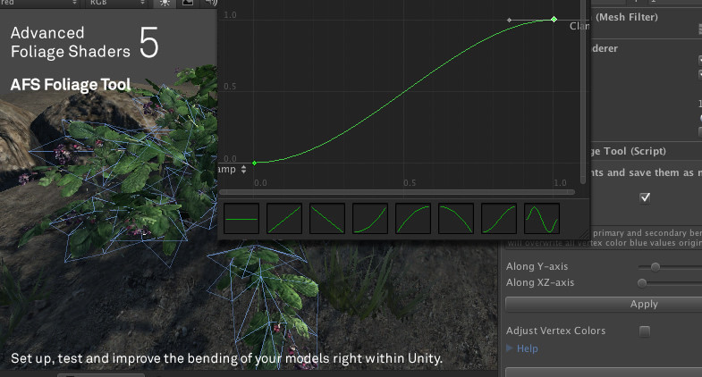 Advanced Foliage Shaders v.5
