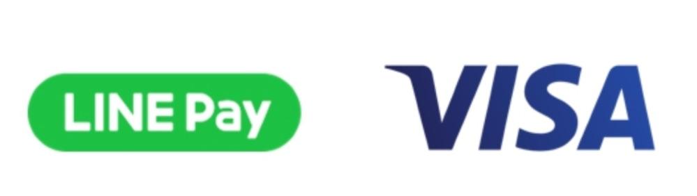 LINE PayのVisaクレジットカード