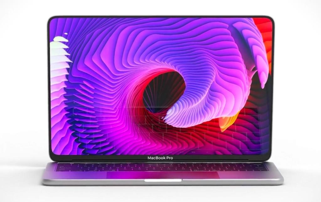 MacBook Proのコンセプトムービー