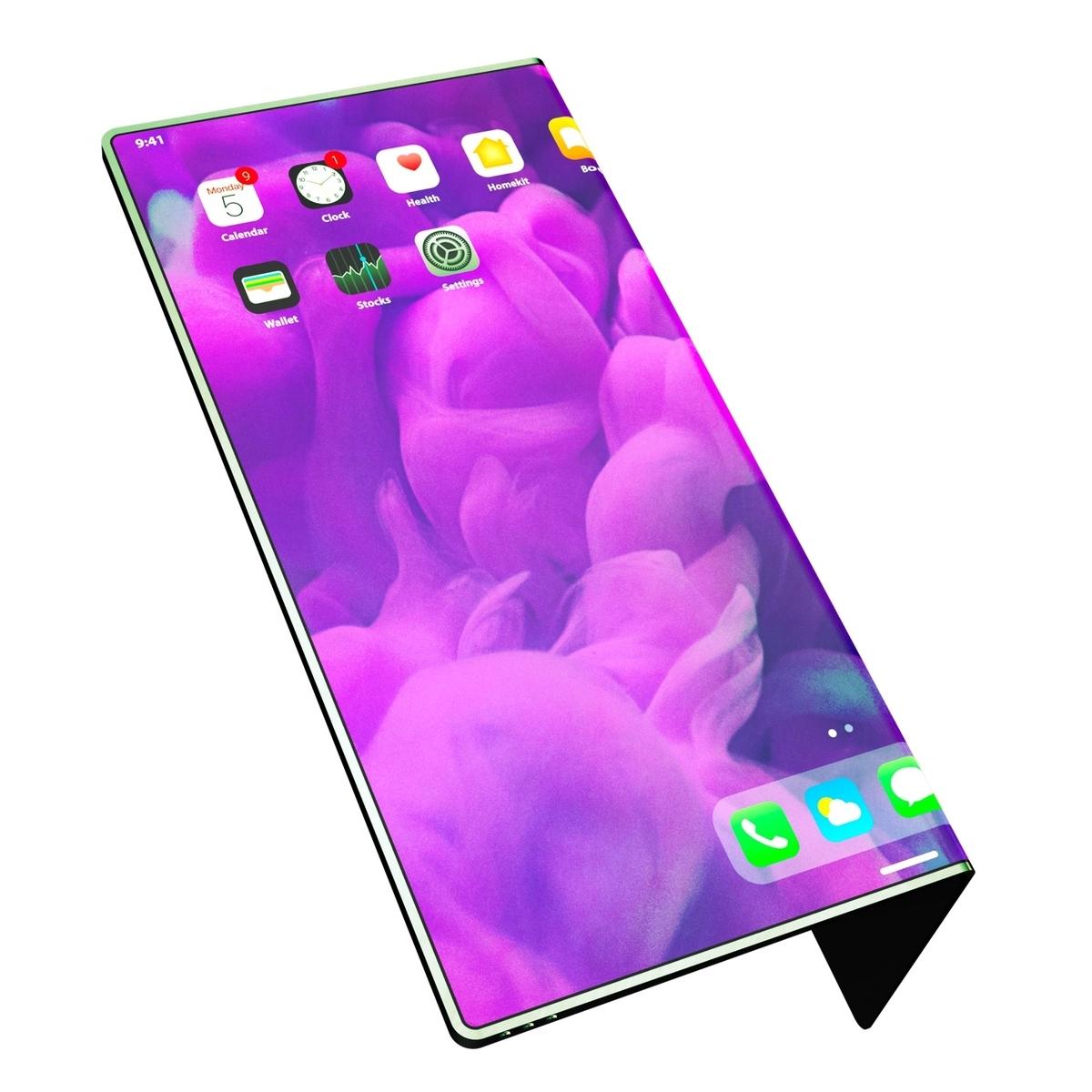 APPLE iPhone Fold Concept Phone
