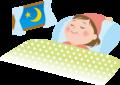 [40代の目尻のシワには睡]40代の目尻のシワには睡眠が大切だからしっかり眠ろう