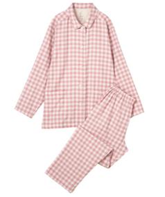 無印良品「脇に縫い目のない二重ガーゼパジャマ」