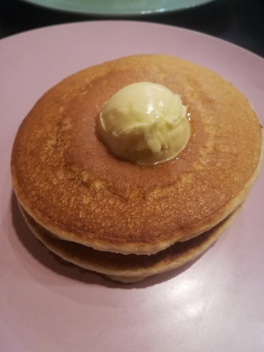 「ベル・ヴィル」 ミルフィーユパンケーキ