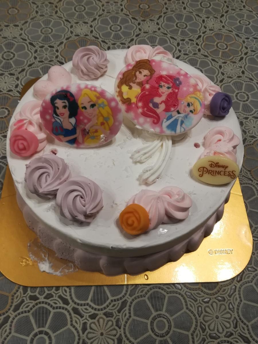 サーティーワン ドリーミープリンセスケーキ
