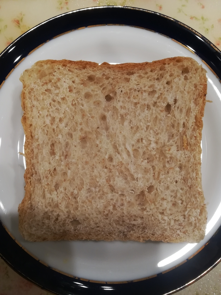 山のパン屋 Daddys Bakery 一尺二寸 食パン