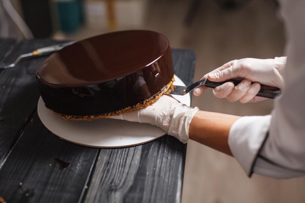 ケーキ予約