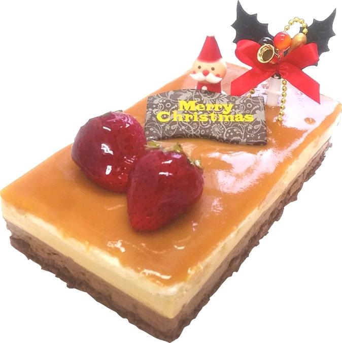 【クリスマス限定】キャラメルショコラ 17cm