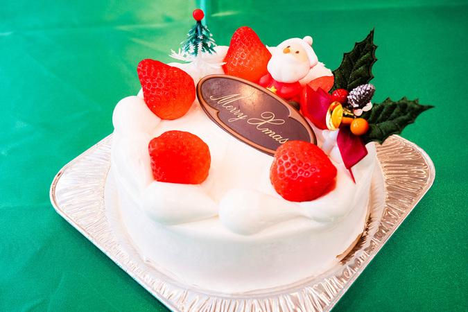 【クリスマス限定】生クリーム・生チョコ