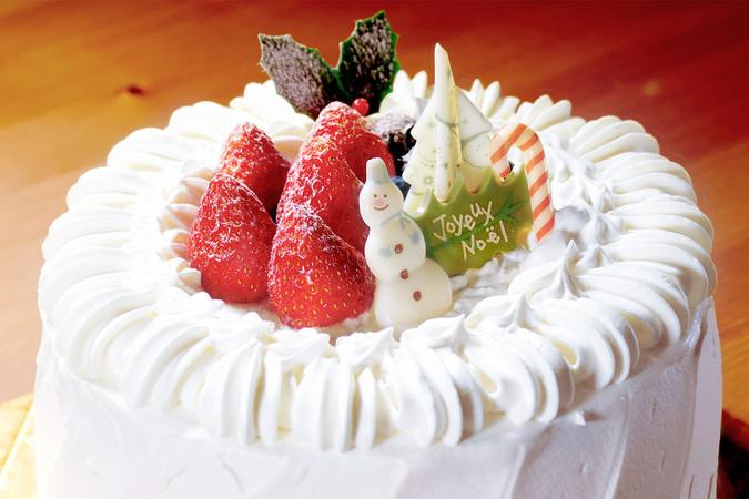 【クリスマス限定】チョコチップシフォンケーキ