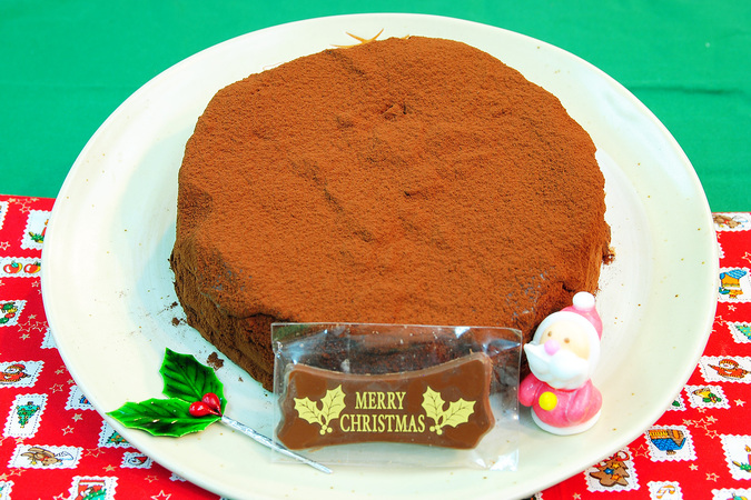 【クリスマス限定】クリスマスチョコレートケーキ