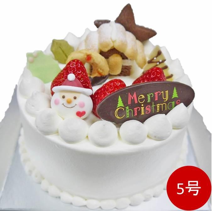 【クリスマス限定】Xmas苺ショート