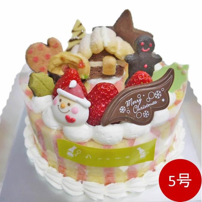 【クリスマス限定】Xmas苺ムース