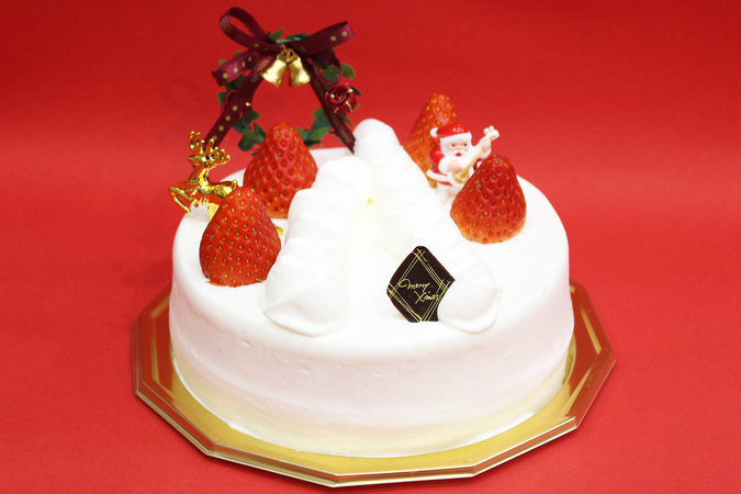 【クリスマス限定】ショートケーキ