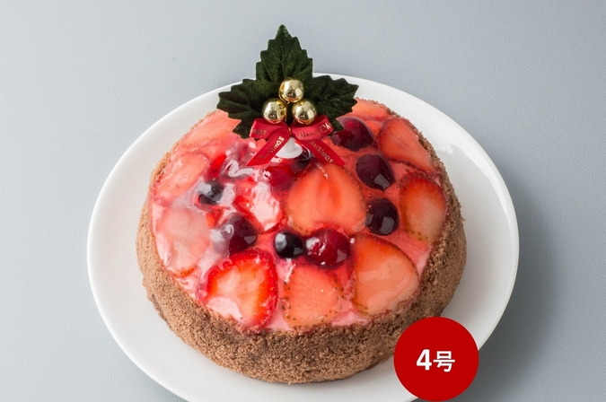 【クリスマス限定】ベリーのケーキ