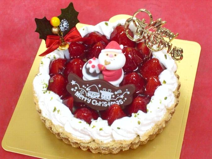 【クリスマス限定】いちごタルト