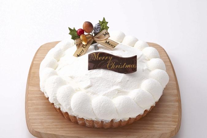 【クリスマス限定】レアチーズ