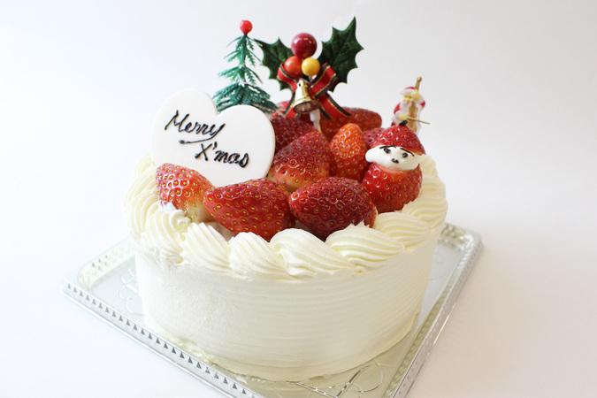 【クリスマス限定】イチゴたっぷりショートケーキ