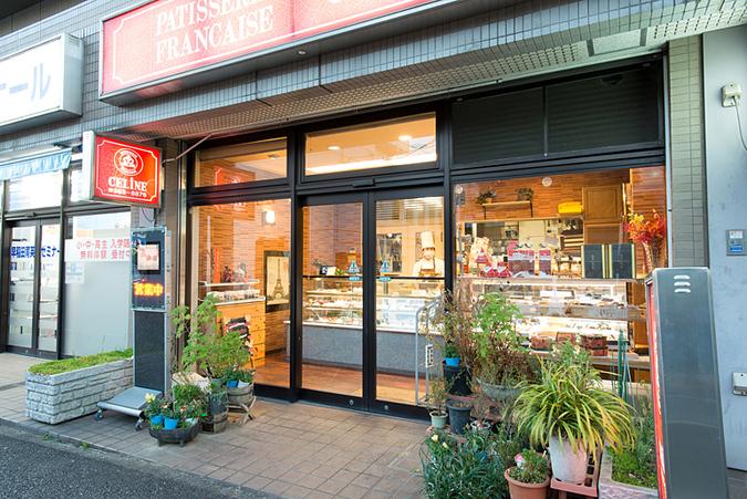 セリーヌ洋菓子店