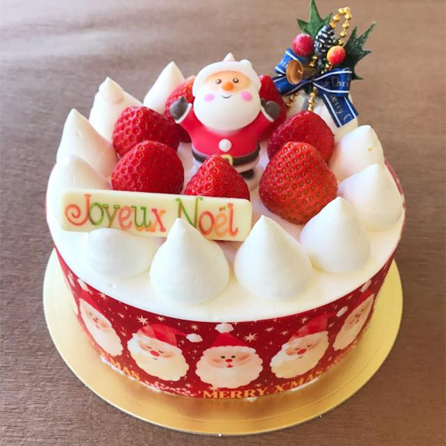 【クリスマス限定】クリスマスショートケーキ