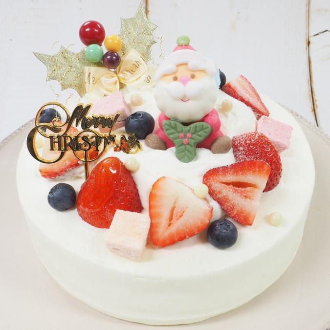 【クリスマス限定】ガトーフレーズ 4.5号(13.5cm)