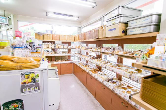 手作りパンとケーキのお店 FRESH BAKERY パリジェンヌ 本店