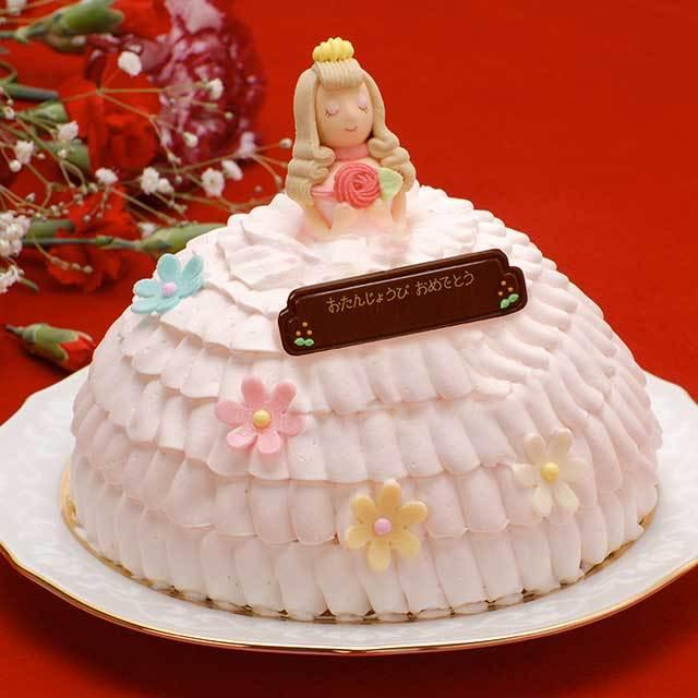 プリンセスケーキ4