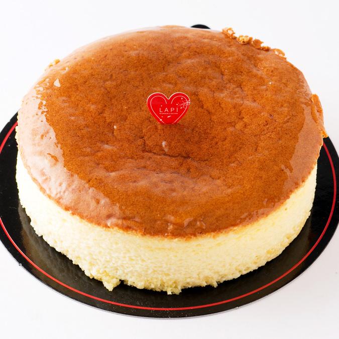 スフレチーズケーキホール5