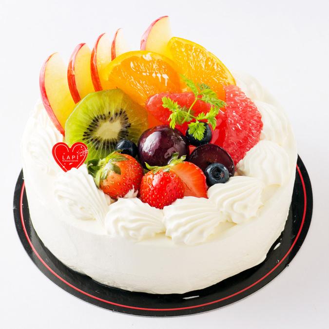 フルーツショートケーキ3
