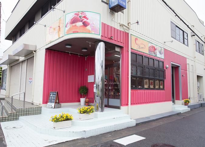 街のケーキ屋さんMeme(メメ)2