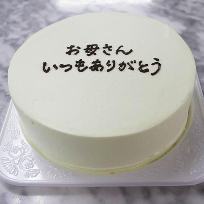 ホワイトケーキ8