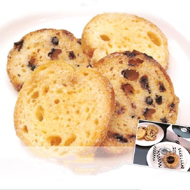 パン職人のサクサクラスク