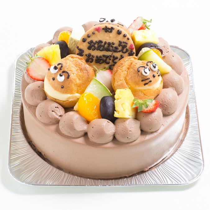 生チョコレートケーキ3