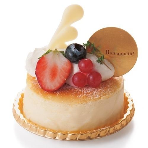スフレチーズケーキ6