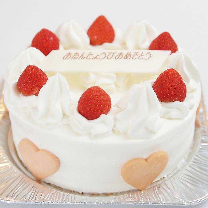 生デコレーションケーキ3