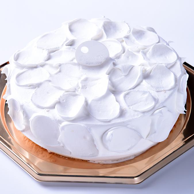 低糖質デコレーションケーキ