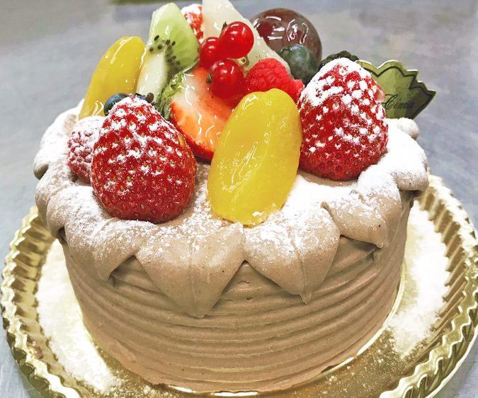 ショートケーキ・ア・ラ・シーマ ショコラ