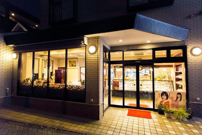 洋菓子ボンフーレ