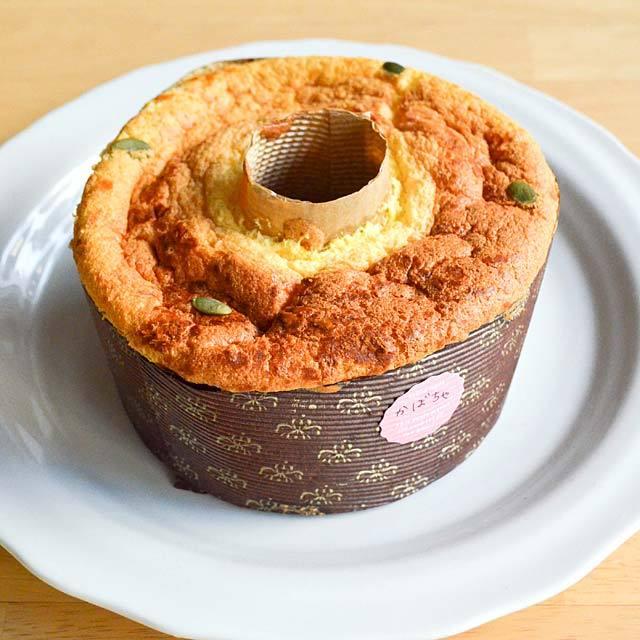 ベジシフォンケーキ