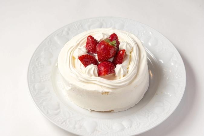 デコレーションショートケーキ
