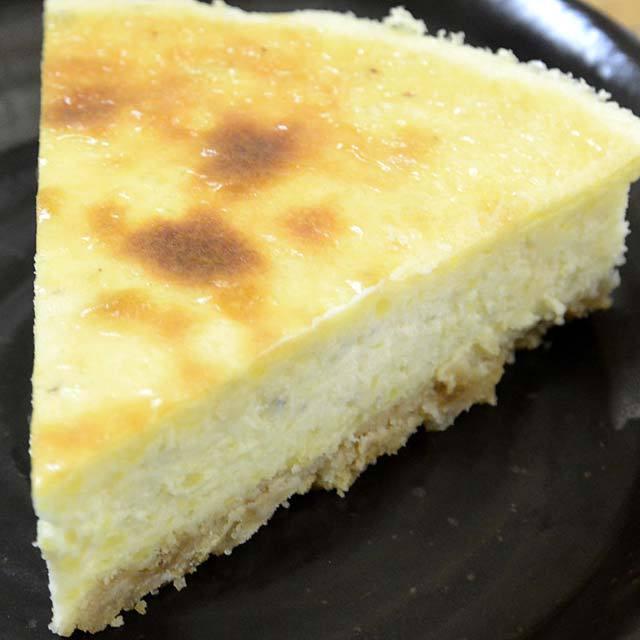 さつま芋ベイクドチーズケーキ