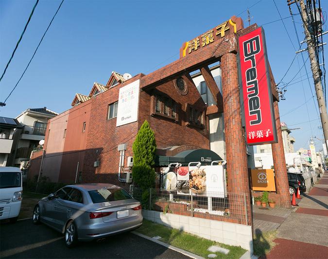 ブレーメン洋菓子店2