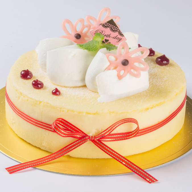 ≪スイーツガイド限定≫チーズケーキ・リボン4