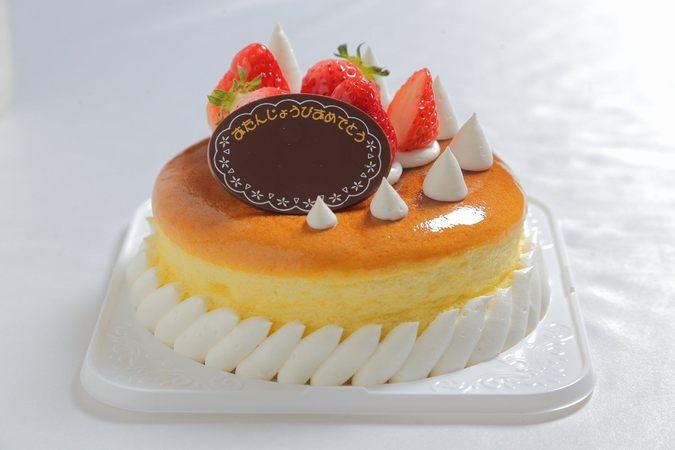 デコレーションチーズケーキ4