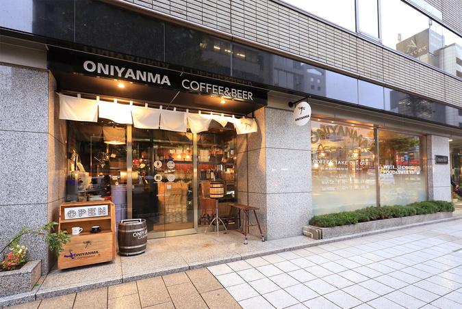 ONIYANMA coffee&beer(オニヤンマ コーヒーアンドビア)2