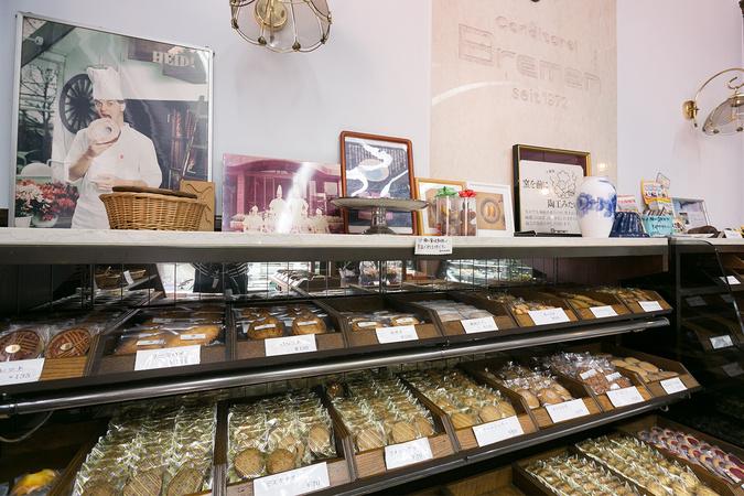 ブレーメン洋菓子店 12