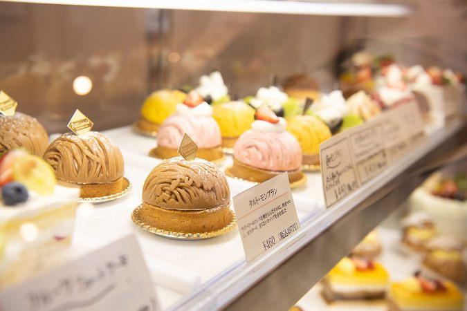 小さな菓子店 Atelier Bonheur(アトリエ ボヌール)12